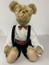 "Large 24"" Artist Durae Allen Yes No Teddy Bear Ooak 1/1 Lil' Honeys"