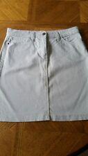 Boden stone Jeans skirt  Uk 12 Knee length