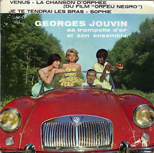 GEORGES JOUVIN SOPHIE FRENCH ORIG EP CAR COVER MG