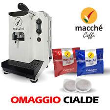 MACCHINA CAFFE' FILTRO CARTA 44MM MACCHE' AROMA IN VARI COLORI + CIALDE OMAGGIO