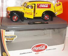 MATCHBOX 1940 Ford Delivery Van Truck Coca Cola Die-Cast Mint Boxed 1:24
