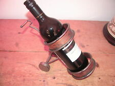 Handmade Metal Bar and Wine Accessories