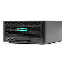 HPE PROLIANT Gen10 Plus MICROSERVER 1x Intel Xeon E-2224 4 Core Processor