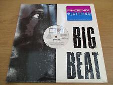 "PHOENIX - PLAY THING   Vinyl 12"" 33RPM US 1991 Garage House   BIG BEAT - BB 0025"