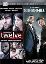 Twelve/Sugar Hill (DVD, 2014, 2-Disc Set) FREE SHIPPING