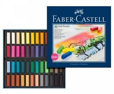 Faber Castell Mini artistas Tiza Pasteles Suaves 48 Colores Surtidos Set