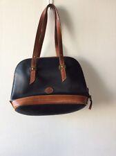 Vintage Dooney And Bourke Dome Satchel Handbag Shoulder Bag