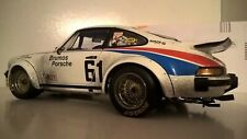 Exoto 1/18 Porsche 934 RSR Brumos Daytona 24Hrs 1977 Finish Line RLG18099FL