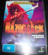 Razorback (Australia Region 4) DVD – Like New