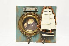 Handmade Home Decorative Wall Sculpture Antique Style Metal Model/Photo Frames
