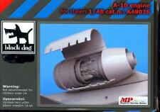 Blackdog Models 1/48 FAIRCHILD A-10 THUNDERBOLT II ENGINE Resin Update Set