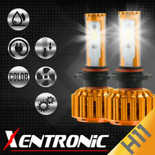 XENTRONIC LED HID Headlight Conversion kit H11 6000K for 2007-2013 Volvo C30