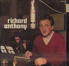 Richard ANTHONY J'irai twister le blues French LP COLUMBIA FPX 220