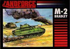 1991 Crown Landforce Series 2 #2 M2 Bradley Fighting Vehicle