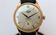 LONGINES FLAGSHIP original 18K gold automatic watch. Great condition