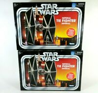 2 Star Wars Imperial Tie Fighter The Vintage Collection Walmart Exclusive Lot