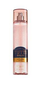 Bath & Body Works TUTTI DOLCI PINK PEONY CREME Fragrance Mist 8 oz  RETIRED/ NEW