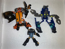 Transformers Lot Unknown Robots In Disguise Toys Incomplete Parts