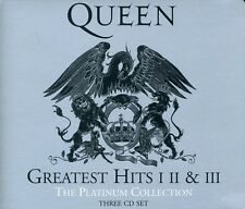 Platinum Collection - Queen (2011, CD NUEVO)3 DISC SET 602527724171