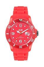 Ice-Watch Uhr Kunststoff Coral Silikon Datum Analog SS.NRD.BB.S.12