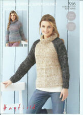 Hayfield Super Chunky Women Crocheting & Knitting Patterns