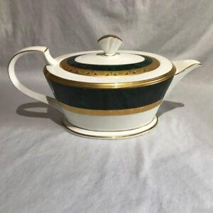 Noritake 'Fitzgerald' Large Teapot ~ Damaged (Pat No. 4712)