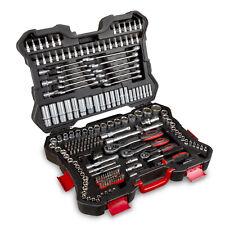 Steckschlüssel Satz 215 teilig Knarrenkasten Ratschenkasten Werkzeugkoffer