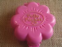Vintage Bluebird Polly Pocket 1990 Mr. Fry's Restaurant Compact ONLY