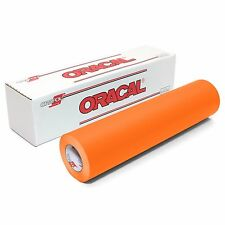 ORACAL 651 - PASTEL ORANGE Outdoor Vinyl 12 inches x 10 feet roll