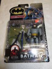 Batman Mission Masters 3 Knight Assault Batman with Glider& Batarang Claw