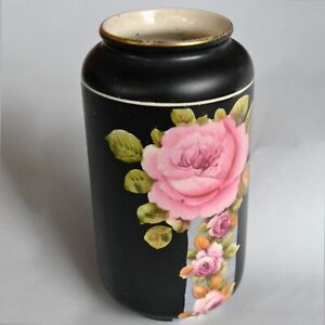 *Vintage 30's English CROWN DUCAL WARE Rose Vase 12cm High BEAUTIFUL