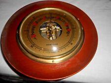 New listing Vintage Westclox Barometer Germany Beautiful Vintage
