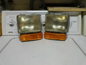 OEM 1980-84  Cadillac DeVille, 1980-89 Fleetwood Brougham Cornering Lights/Lamps