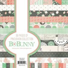 "New Bo Bunny Paper Pad 6"" x 6"" Pincushion"