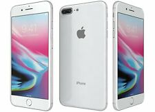 New listing Silver Verizon Gsm Unlocked 64Gb Apple Iphone 8 Plus /Please Read! Jl10 B