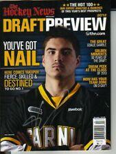 Nail Yakupov Autographed 2012 The Hockey News Magazine / Avalance