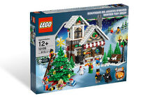 LEGO 10199 Winter Village Toy Shop - 2009 Creator - New In Box - Retired