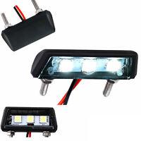 Mini LED Kennzeichenbeleuchtung Nummernschild Beleuchtung Motorrad PKW Auto