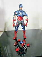 Marvel Comics - Captain America Variant Play Arts Kai Action Figure -Square-Enix