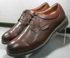 OLIVIO BROWN MMPF60 Men's Shoes Size 10.5 EUR 10 Leather Lace Up Oxford Mephisto