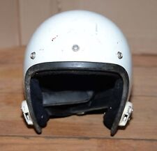 Rare Bell R-T open face racing helmet 1979 DOT 7 1/8 57 made US collectible RT