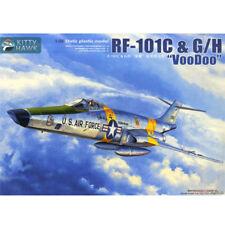 "Kitty Hawk 1/48 RF-101C & G/H ""Voodoo"" KH80116 New"