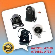 For Infiniti 00 01 I30 02-04 I35 Engine Motor Mount 4 4322EL 7303 7306EL 7321