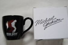 MICHAEL JACKSON DANCE THIS IS IT 50 LONDON O2 MUG CUP TEA COFFEE NEW OFFICIAL