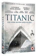 TITANIC 100TH ANNIVERSARY EDITION-2-DISC SET-(DVD)-NEW&SEALED