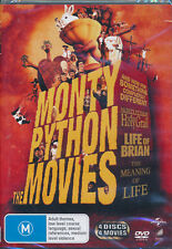 Monty Python: The Movies (And Now For Something Completely Different / The