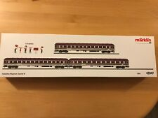 +++ Märklin MHI Fanzug Wagenset Euro Express H0 43947