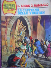 Salgari Racconta n°2 1975 ed. Edinational - Il Leone di Damasco [G.123]