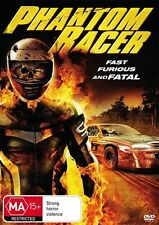 Phantom Racer (DVD, 2010) NEW