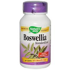 Boswellia Extract - 60 Tablets by Nature's Way - Healthy Inflammation Response